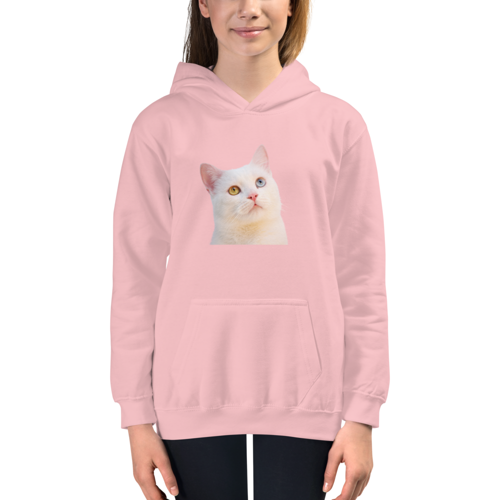 Cat Face Hoodies Collection