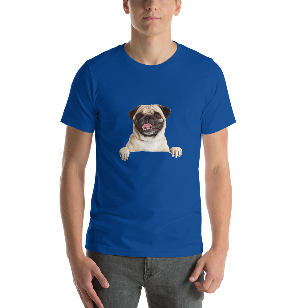 Dog Face T-Shirts Collection