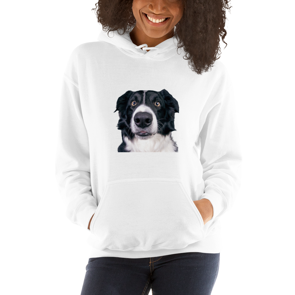 Dog Face Hoodies Collection
