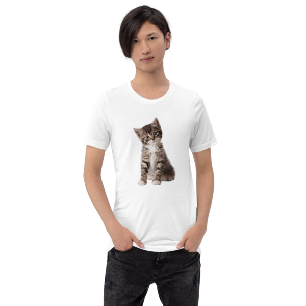 Cat Face T Shirts