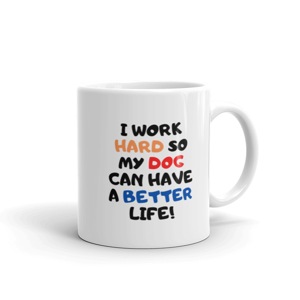 Dog Quote Mugs Collection