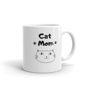 cat mug for moms