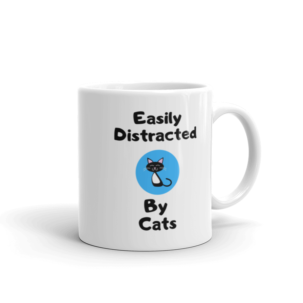 Cat Quote Mugs Collection